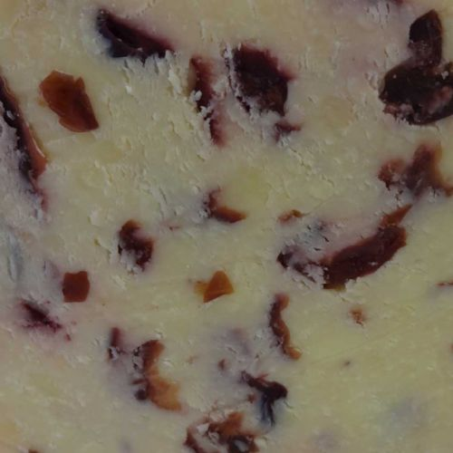 Wensleydale with cranberries Cheese, classic fruit cheese